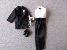 KEN Doll Clothes Tux 1 Pc Suit Jacket Blazer Shoes  Lot G9