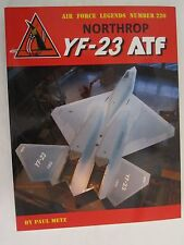 Northrop YF-23 ATF by Ginter - Color Photos, Drawings