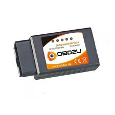 E-327 BT Bluetooth CANBUS OBDII OBD 2 Diagnose Gerät Interface für VW Seat Skoda