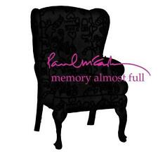 PAUL McCARTNEY - Memory Almost Full (CD 2007) USA Import MINT