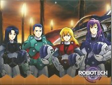 New! ROBOTECH 25th Anniversary 2012 Color Calendar! Harmony Gold USA Inc.