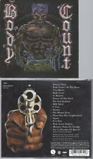 CD--BODY COUNT -- -- BODY COUNT