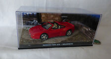 1:43 - James Bond Modellauto Collection - Ferrari F 355 GTS