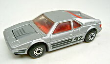 Matchbox Superfast Nr.52C BMW M1 silbergraumetallic top