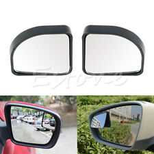 2Pcs Auto Car Adjustable Side Rearview Blind Spot Rear View Auxiliary Mirror New