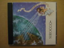 SIROCCO A Celtic Breeze in the Antipodes RARE AUSSIE CD 1992 - CDJHR2018
