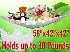 Free Shipping Hammock Hanging Storage Net Stuffed Animals Toy Kids Organizer