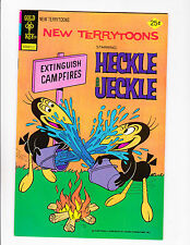 New Terrytoons   35    Heckle and Jeckle    Campfire Cover