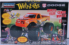 Lindberg 1/24 Weird-ohs Dodge Ram Monster Truck Kit! New American Hot Rod Ltd ed