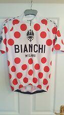 bianchi cycling jersey