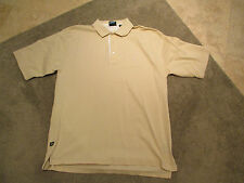 Maybach Polo Shirt Adult Size Large Yellow Mercedes Benz Automobile German Golf