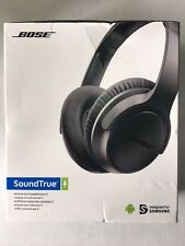 Bose SoundTrue II Headphones Android & Samsung Devices  Charcoal Black