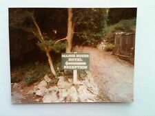 Vintage 80s Photo Paris, France At Grounds Of Famous Manor House Hotel