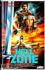 "VHS - "" Hell ZONE ( Women of Valor ) "" (1986) Susan Sarandon - Kristy McNichol"