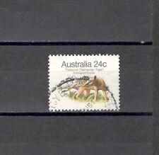 AUSTRALIA 748  - ANIMALI IN ESTINZIONE  1980 - MAZZETTA  DI 20 - VEDI FOTO