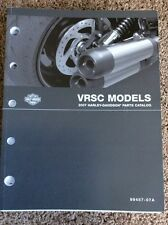 2007 Harley VRSC Parts Catalog