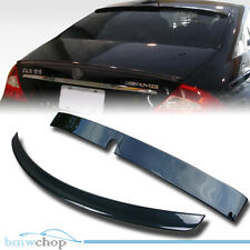 Painted Mercedes Benz CLS W219 L Roof & A Type Trunk Spoiler ●