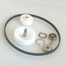 Riemen und Zahnraden set für Thermomix Vorwerk für TM21 TM 21