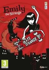 """Emily the Strange Skate Strange (PC DVD) """"NEW AND SEALED"""""""