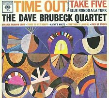 Dave Brubeck, Time Out -50th Anniversary (2 CD/1 DVD Legacy Edition) Audio CD