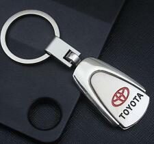 LG38 For Toyota Car Logo Titanium Keyring Keychain Key Chain Ring Gift With Box