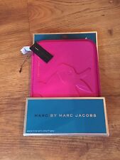 NEW Marc By Marc Jacobs iPad Mini Case Pop Pink Bunny Zip Around