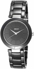DKNY Women's NY2292 'Stanhope' Black Ceramic Watch
