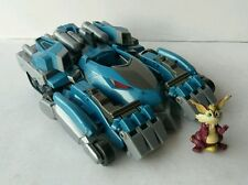 Bandai Thundercats Thundertank Deluxe Vehicle With Snarf Action Figure