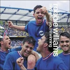 ROBBIE WILLIAMS Sing When You're Winning Special Edition CD/DVD NEW NTSC R0