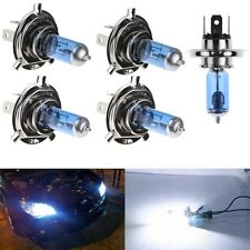 1x 55W 12V H4 Headlight Xenon Halogen Globes Car Light Lamp Bulb Blue
