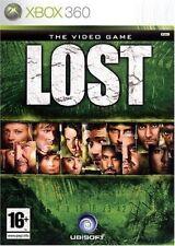 LOST       -----   pour X-BOX 360   /  UK