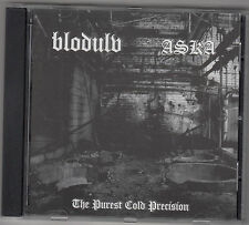 BLODULV / ASKA - the purest cold precision CD
