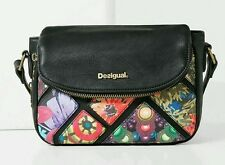 DESIGUAL* BOLSO BREDA INDIANA  - BAG -SAC - NEW