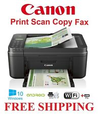 Canon PIXMA MX492 Wireless Fax All-in-One Inkjet Printer/Copier/Scanner NEW!!