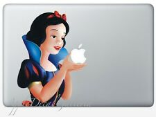 Snow White Decal Sticker Skin Stickers for Macbook Pro Air 13 15 17 '' inch SWL