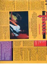 SP31 Clipping-Ritaglio 1994 Tossic Stato brado di Toscana