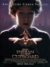 INDIAN IN THE CUPBOARD - 27x40 D/S Original Movie Poster One Sheet 1995