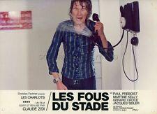 LES CHARLOTS LES FOUS DU STADE 1972 VINTAGE PHOTO ORIGINAL #2