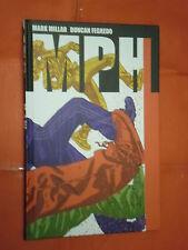 MPH- m p h- DI:MARK MILLAR- cartonato- PANINI COMICS- nuovo