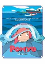 Ponyo Picture Book (Ponyo on the Cliff Film Tie in)-ExLibrary