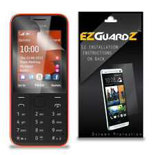 6X EZguardz Screen Protector Skin Cover Shield HD 6X For Nokia 208 (Ultra Clear)