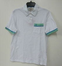 NEW ARRIVAL ORIGINAL PENGUIN MUNSINGWEAR CLASSIC FIT POLO SHIRT BRIGHT WHITE $69