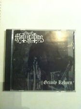 CD   Mütiilation ‎– Grimly Reborn Label: Tragic Empire Records ‎– TECD 003 Forma