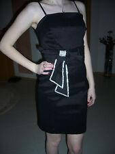 Abendkleid Festliche Anlässe Konfirmation(Modehaus Rank) Gr.S,schwarz,neuwertig