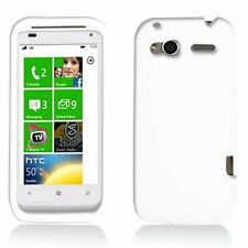 Silicone Skin Case for HTC Radar - White