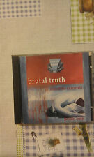 BRUTAL TRUTH - NEED TO CONTROL - (PROMO CD)