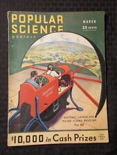 1932 POPULAR SCIENCE Monthly Magazine v.120 #3 VG+ New Inventions