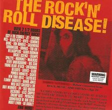 V/A 'THE ROCK'N'ROLL DISEASE' 2CD (Saints, Birdman, MC5, Ramones, Iggy, Hives)