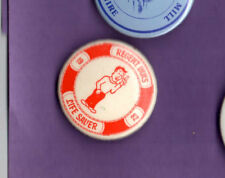 Regent Inns - Life Saver   - Button Badge 1982