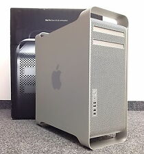 Apple Mac Pro 3.1 2 X QUAD 2,8ghz 2009 NVIDIA quadro 4000 incl. software Profi